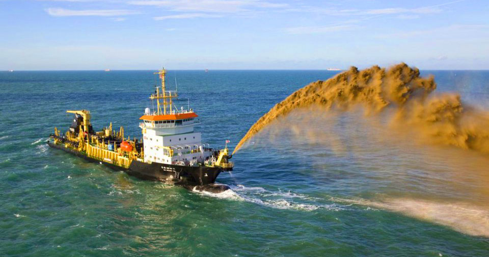 Home Services Dredging And Reclamation