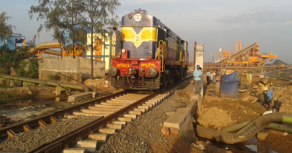 Railway Contractors, Track Laying & Linking, Private Railway
